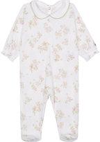 Petit Bateau Floral-print cotton baby-grow 3-24 months