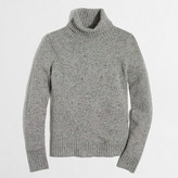 J.Crew Factory Donegal turtleneck sweater