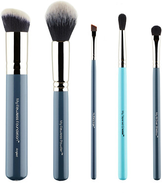 My Kit Co Essential Makeup Brush Set
