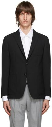 HUGO BOSS Black Wool Nolvay Blazer
