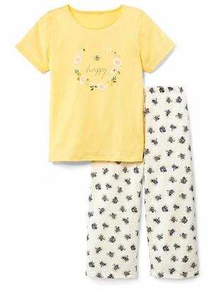 Calida Girls Honey Bee Pyjama Sets