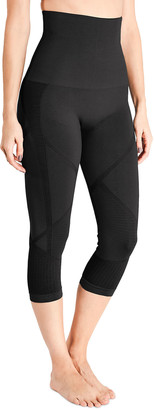 N. Belly Bandit Maternity MT Active Capri Leggings
