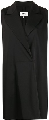 MM6 MAISON MARGIELA Pull-On Oversized Waistcoat