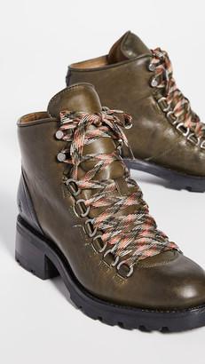 Frye Alta Hiker Boots