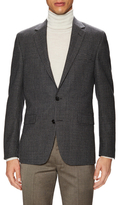 Kenneth Cole New York Checkered Wool Sportcoat