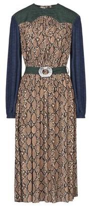 Manila Grace 3/4 length dress