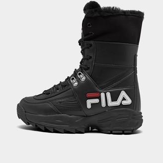 Fila Women's Disruptor Shearling Boots