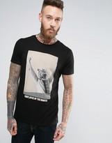 BOSS ORANGE by Hugo Boss Employee Print T-Shirt Regular Fit