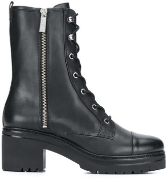 MICHAEL Michael Kors Lace-Up Boots