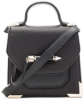 Mackage Rubie Mini Crossbody in Black.