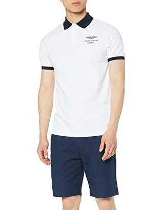 Hackett HKT by Men's Amr Hkt Ucllr Polo Shirt