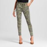 Mossimo Women's Camo Utility Pants
