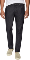 Hudson Men's Blake Cotton Slim Straight Fit Jeans