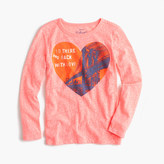 J.Crew Girls' Brooklyn Bridge T-shirt