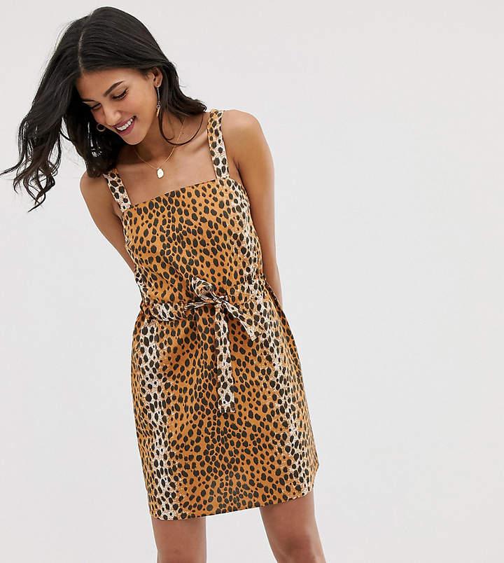3295b68e8706 Asos Leopard Print Dresses - ShopStyle