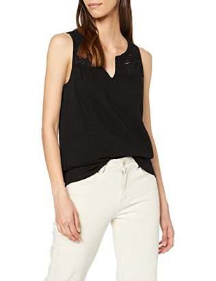 Esprit Women's 069ee1k012 Vest,X-Large