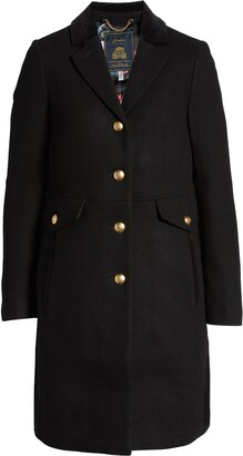 Joules Windsor Wool Blend Coat