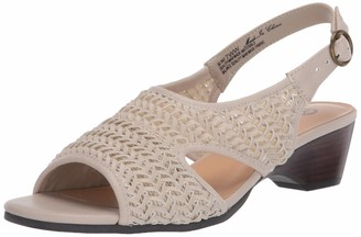 Bella Vita womens Fashion Casual Heeled Sandal