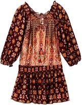 Mimi & Maggie Venice Fall Dress (Toddler & Little Girls)
