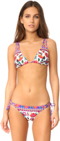 Nanette Lepore Antigua Vixen Bikini Top