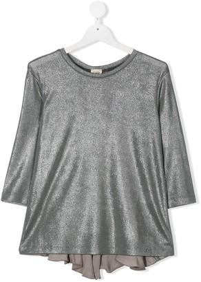 Caffe' D'orzo TEEN Patrizia flared blouse