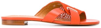 Clergerie Iota woven sandals