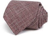 Drakes Drake's Small Houndstooth Classic Tie