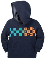 Quiksilver Check It Pullover Hooddie (Toddler & Little Boys)