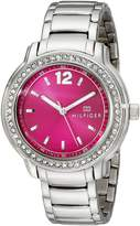 Tommy Hilfiger Women's 1781501 Analog Display Quartz Watch