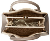 Ivanka Trump Blair Framed Satchel