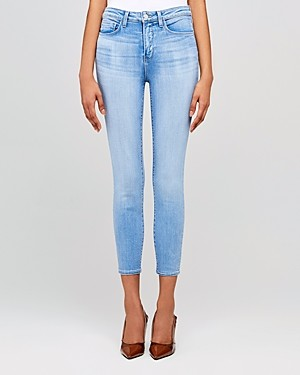 L'Agence Margot High-Rise Skinny Jeans in Bellevue