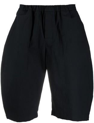 Societe Anonyme Elasticated Knee-Length Shorts
