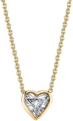 Shay Heart Diamond Pendant Necklace