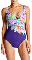 Miraclesuit Miracle Suit Pop Life Escape One-Piece Suit