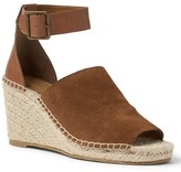 Gap Suede espadrille wedges
