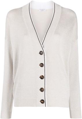 Brunello Cucinelli V-neck cardigan