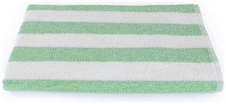 Fibertone by 1888 Mills Fibertone Cabana Stripe Beach Towel, Lime