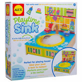Alex Playtime Kitchen Sink 6-pc. Play Kitchen