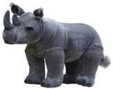 Toddler Aurora World Toys 'Black Rhinoceros' Stuffed Animal