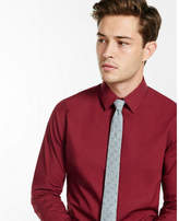 Express slim heathered 1MX shirt