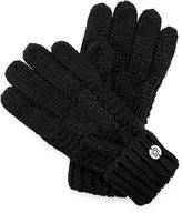 Liz Claiborne Braided Cable Knit Gloves