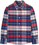 Tommy Hilfiger Checked flannel shirt