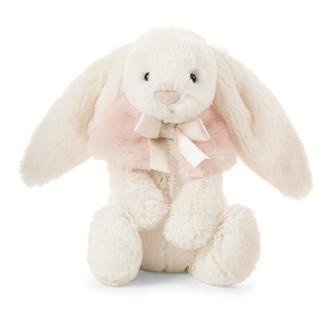 Jellycat Bashful Snow Bunny Cream Small Plush