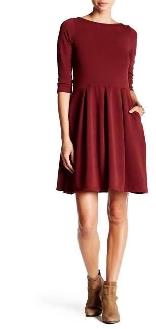 Plus Size Skater Dress - ShopStyle