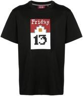 Mostly Heard Rarely Seen 8 Bit Keep Calm T-shirt