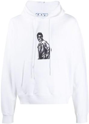 Off-White Mirko graphic-print hoodie