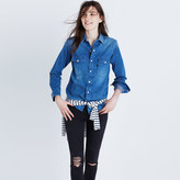 Madewell Chimala® Denim Ranch Shirt