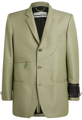 Off-White Contour Tailored Jacket