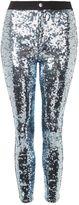 Topshop MOTO Disco Sequin Joni Jeans