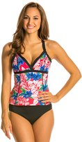 Jag Catalan Beach Convertible Back Tankini Top 8134755